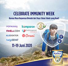 Immunity Week by Nutrilon Royal