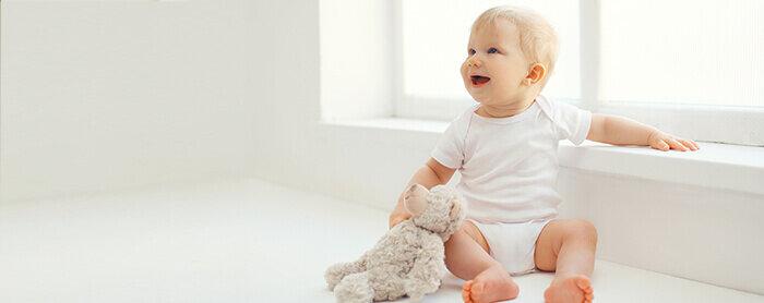 Perkembangan Bayi Usia 6 Bulan