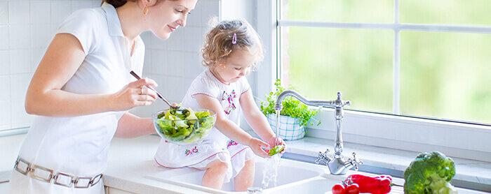 Buah dan Sayuran untuk Optimalkan Imunitas Balita