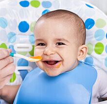 Makanan Anak Usia 16 Bulan
