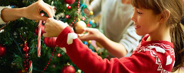 Tips Membuat Kreasi Hiasan Natal Bersama Anak