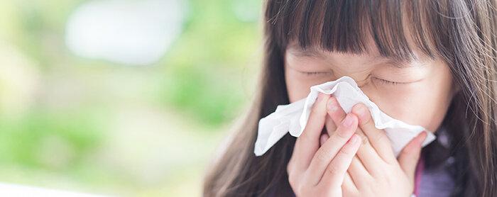 5 Reaksi Pertanda Munculnya Gejala Alergi Pada si Kecil