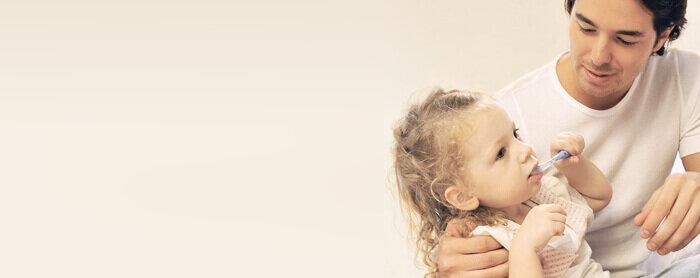 Ajari Balita Menyikat Gigi