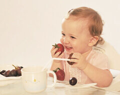 Solusi Untuk Anak yang Susah Makan