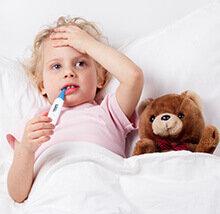 5 Penyakit Umum yang Sering Dialami Balita