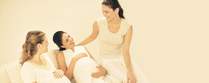 Atasi Kontraksi Saat Hamil