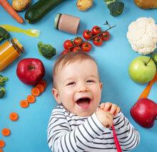 Nutrisi Seimbang untuk Perlindungan Penyakit Bagi Si Kecil