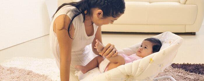 Manfaat dan Cara Memijat Si Kecil