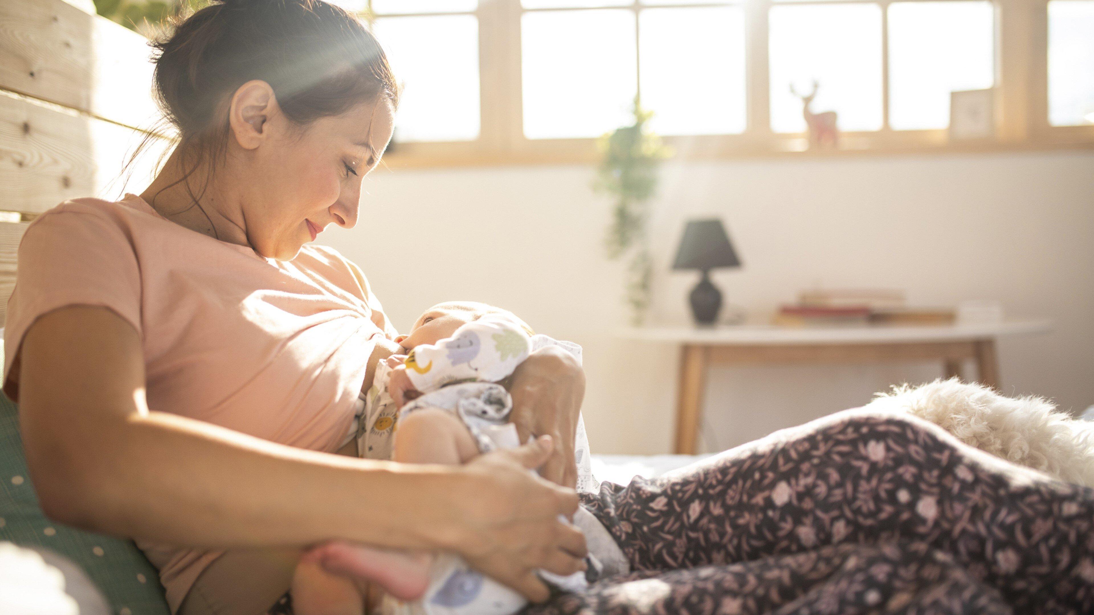 Manfaat-ASI-untuk-bayi